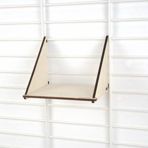 TOLHUIJS Fency Accessories Shelves Laser wood