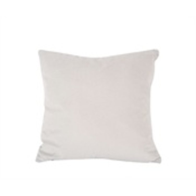Present Time PresentTime cushion Palm Leaves velvet