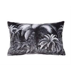 Present Time Cushion Jungle Velvet