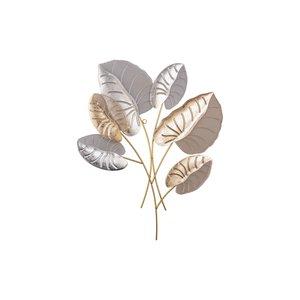 Present Time Wanddekoration Alocasia Blätter