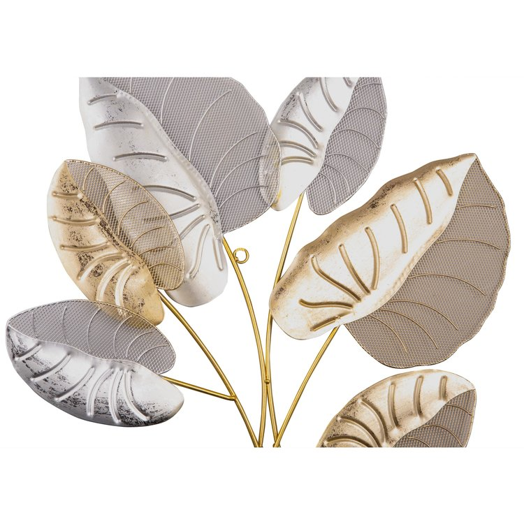 Present Time PresentTime Wall Art Alocasia Leaves