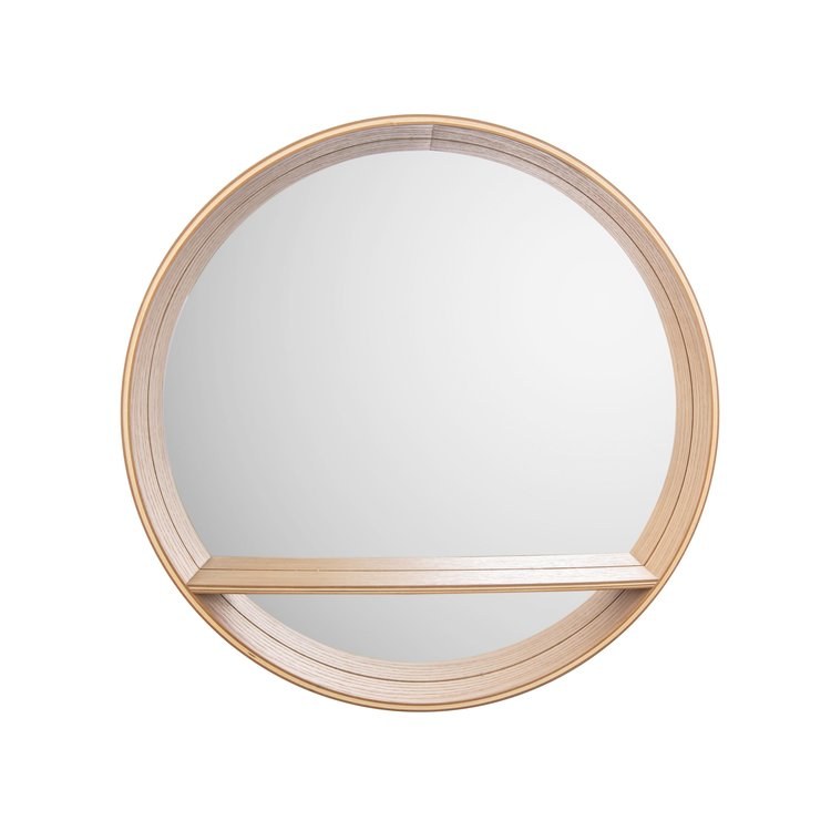Present Time PresentTime Mirror Sheer