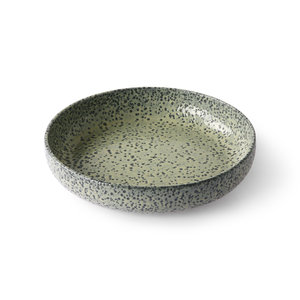 HKliving Gradient Ceramic deep plates ø 21.5 cm