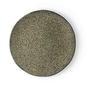 HKliving Gradient Ceramic dinner plates ø 29 cm