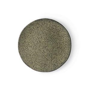 HKliving Gradient Ceramic dessert plates ø 22.5 cm