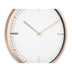 Present Time Karlsson Dots & Batons Wall clock