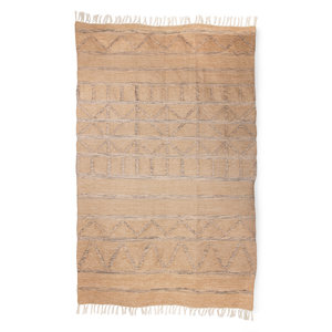 HKliving hand woven rug indoor/outdoor natural (150x240)