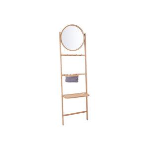 Leitmotiv Leitmotiv bamboo wall rack