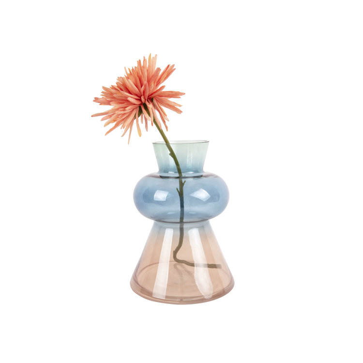 Present Time Present Time vase Winter Dream 3 color glass