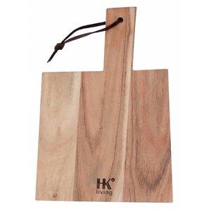 HKliving Cutting Board Acaciawood L