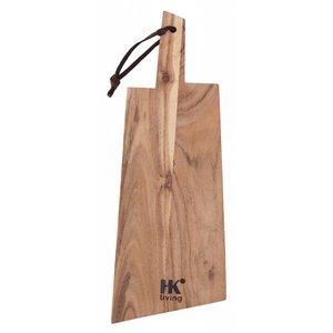 HKliving Cutting Board Acaciawood S1
