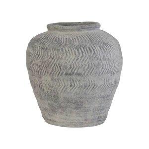 HKliving Cement vase M