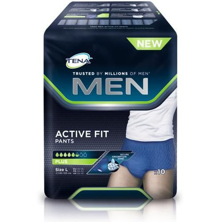 Tena Health TENA Men Active Fit Pants  12 stuks M/ L