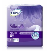 TENA Silhouette Lady Pants Night (Medium / Large) 8 stuks