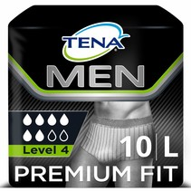 TENA Men Premium Fit Large 10 stuks