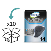 TENA Men Protective Shield  - 10 pakken