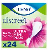 Tena Health TENA  Discreet Ultra Mini Plus inlegkruisje 24 stuks