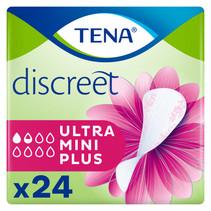 TENA Discreet Ultra Mini Plus inlegkruisje 24 stuks