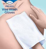 TENA Wet Wash Glove – freshly scented 5 / 8 stuks