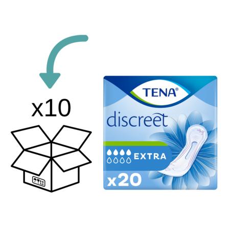 TENA Discreet Extra - 10 pakken