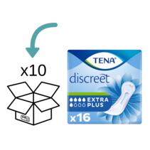 TENA Discreet Extra Plus verbanden - 10 pakken