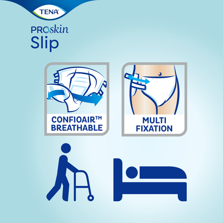 TENA Slip Super ProSkin Small
