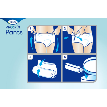TENA Pants Normal ProSkin Small