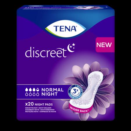 TENA TENA Discreet Normal Night 240stuks