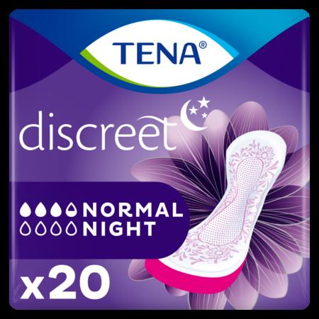 TENA TENA Discreet Normal Night 20 stuks
