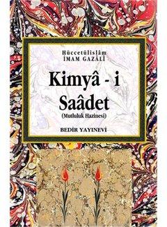 Bedir Yayınları Kimya-i Saadet (Mutluluk Hazinesi)