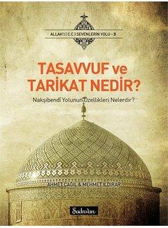 Şadırvan Yayınları Tasavvuf ve Tarikat Nedir