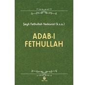 Seytaç Yayınları Adabı Fethullah