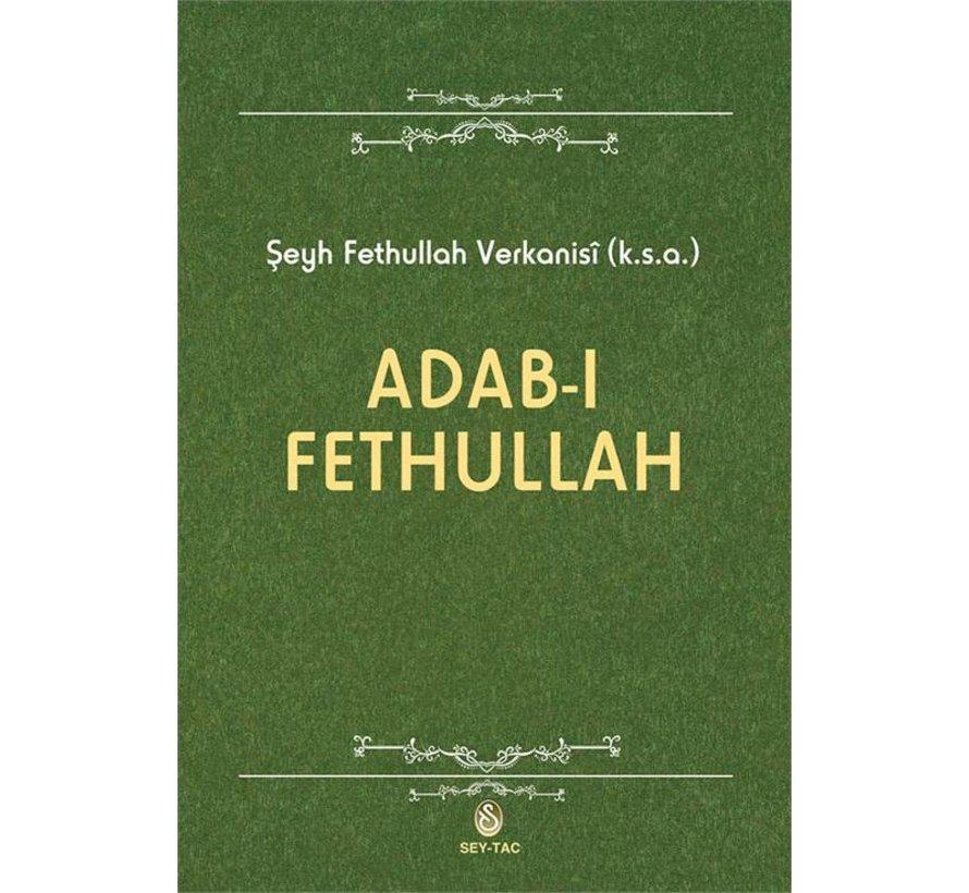 Adabı Fethullah