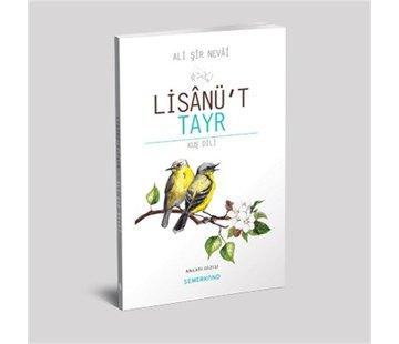 Semerkand Yayınları Lisanüt Tayr - Kuş Dili