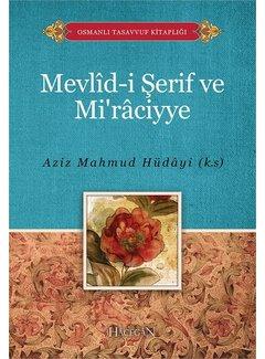 Hacegan Yayınları Mevlidi Şerif ve Miraciyye