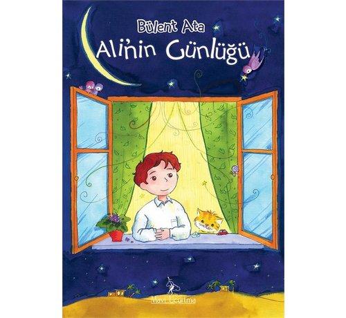 Mavi Uçurtma Yayınları Alinin Günlüğü