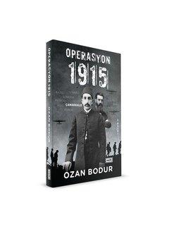 Eşik Yayınları Operasyon 1915 | Ciltli
