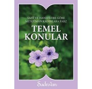 Şadırvan Yayınları Temel Konular