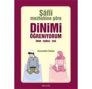 Hacegan Yayınları Şafii Mezhebine Göre Dinimi Öğreniyorum
