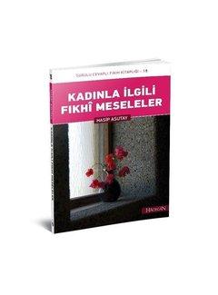 Hacegan Yayınları Kadınla İlgili Fıkhî Meseleler