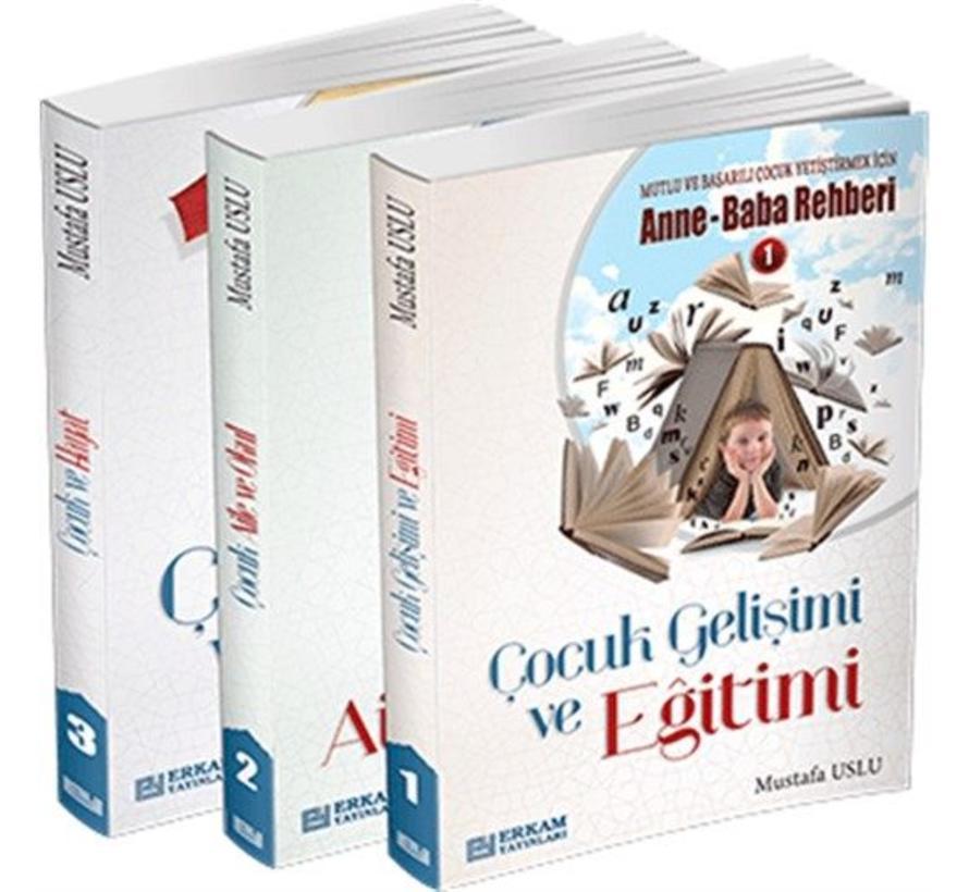 Mutlu ve Başarılı Çocuk Yetiştirmek İçin Anne Baba Rehberi I Set