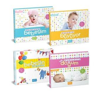Semerkand Aile Yayınları Hoşgeldin Bebeğim Seti | Yeni Anneye Hediye Seti