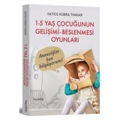 Hayy Kitap 1-5 Yaş Çocuğunun Gelişimi Beslenmesi Oyunları