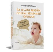 Hayy Kitap İlk 12 Ayda Bebeğin Gelişimi Beslenmesi Oyunları