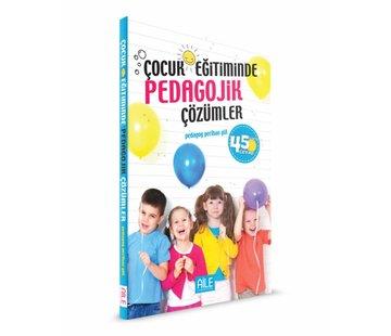Semerkand Aile Yayınları Çocuk Eğitiminde Pedagojik Çözümler | 45 Soru Cevap