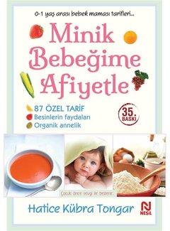 Hayy Yayınları Minik Bebeğime Afiyetle