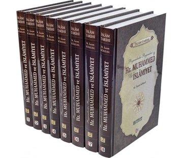 Erkam Yayınları İslam Tarihi I 8 Cilt