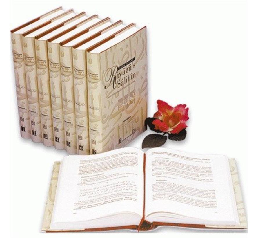 Riyazüs Salihin - Hadis-i Şerif Tercümesi I 8 Cilt