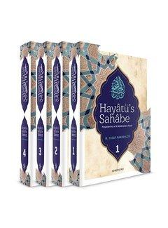 Semerkand Yayınları Hayatüs Sahabe I 4 Cilt Takım