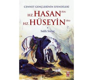 Timaş Yayınları Cennet Gençlerinin Efendileri - Hz. Hasan I Hz. Hüseyin